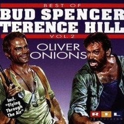 Bud Spencer & Terence Hill - Best of Vol. 2 Soundtrack (Oliver Onions ) - CD cover