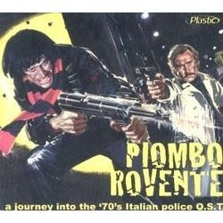 Piombo Rovente Soundtrack (Various Artists) - CD cover