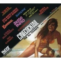 Cinecocktail - The 2nd Chance Soundtrack (Various Artists) - CD cover