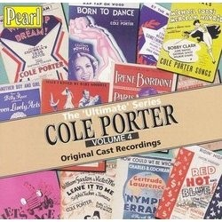The Ultimate Cole Porter - Volume 4 Soundtrack (Various Artists, Cole Porter) - CD-Cover