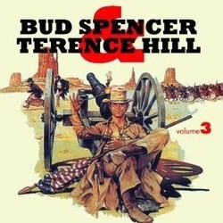 Bud Spencer & Terence Hill - Volume 3 Soundtrack (Various Artists, Various Artists, Albert Douglas Meakin) - CD cover