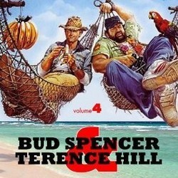 Bud Spencer & Terence Hill - Volume 4 Soundtrack (Various Artists, Various Artists, Albert Douglas Meakin) - CD cover