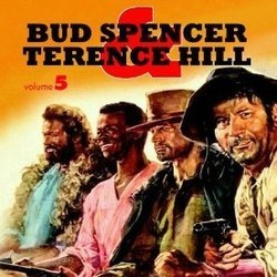 Bud Spencer & Terence Hill - Volume 5 Soundtrack (Various Artists, Various Artists, Albert Douglas Meakin) - CD cover