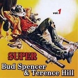 Super Bud Spencer & Terence Hill Vol.1 Soundtrack (Various Artists, Various Artists) - CD cover