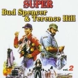 Super Bud Spencer & Terence Hill Vol.2 聲帶 (Various Artists, Various Artists) - CD封面