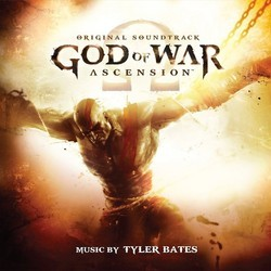 God of War: Ascension Soundtrack (Tyler Bates) - CD cover