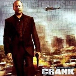 Crank Soundtrack (Various Artists, Paul Haslinger) - CD cover