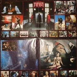 Film Music Site Star Wars Return Of The Jedi Soundtrack