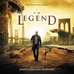 I Am Legend Soundtrack (James Newton Howard) - Car�tula