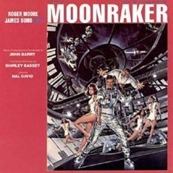 Moonraker Bande Originale (John Barry) - Pochettes de CD