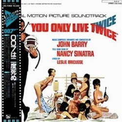 You Only Live Twice Bande Originale (John Barry) - Pochettes de CD