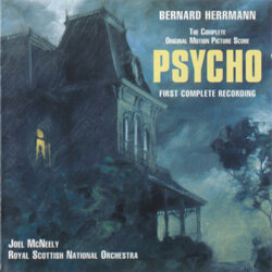 Psycho Soundtrack (Bernard Herrmann) - Car�tula