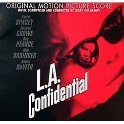 L.A. Confidential 聲帶 (Jerry Goldsmith) - CD封面