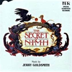 The Secret of NIMH 声带 (Jerry Goldsmith) - CD封面