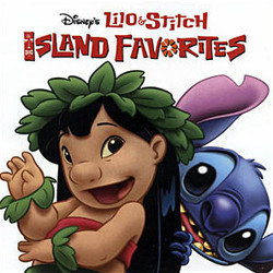 Lilo & Stitch: Island Favorites Soundtrack (Various Artists) - CD cover
