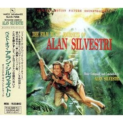 Voyages Soundtrack (Alan Silvestri) - CD cover