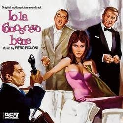 Io la Conoscevo Bene Soundtrack (Piero Piccioni) - CD cover