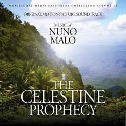 The Celestine Prophecy Soundtrack (Nuno Malo ) - CD cover