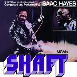 Shaft Colonna sonora (Isaac Hayes) - Copertina del CD