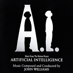 A.I.: Artificial Intelligence 聲帶 (John Williams) - CD封面