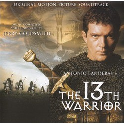 The 13th Warrior 聲帶 (Jerry Goldsmith) - CD封面