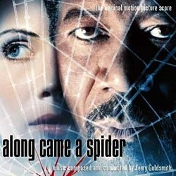 Along Came a Spider Soundtrack (Jerry Goldsmith) - CD cover