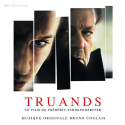 Truands Soundtrack (Bruno Coulais) - CD cover