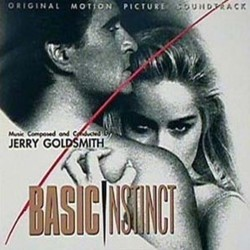 Basic Instinct Soundtrack (Jerry Goldsmith) - CD-Cover
