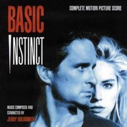 Basic Instinct Trilha sonora (Jerry Goldsmith) - capa de CD