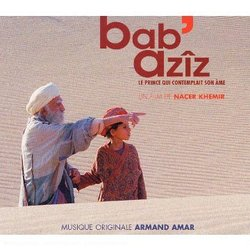 Bab'Aziz Soundtrack (Armand Amar) - CD-Cover