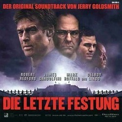 Die Letzte Festung Soundtrack (Jerry Goldsmith) - CD cover