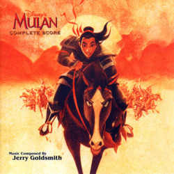 Mulan - Jerry Goldsmith - 18/11/2016