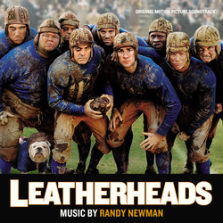 Leatherheads Soundtrack (Randy Newman) - CD cover