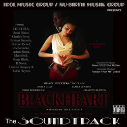 Black Heart Soundtrack (Various Artists) - CD cover