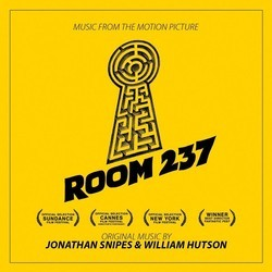 Room 237 声带 (William Hutson, Jonathan Snipes) - CD封面