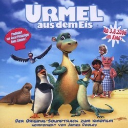 Urmel aus dem Eis Soundtrack (Jim Dooley) - CD cover