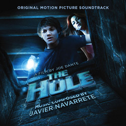 The Hole Soundtrack (Javier Navarrete) - CD cover