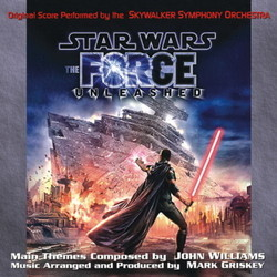 Star Wars: The Force Unleashed Soundtrack (Mark Griskey, John Williams) - CD cover
