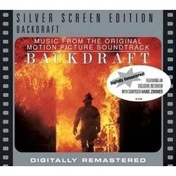 Backdraft Soundtrack  (Hans Zimmer) - CD cover
