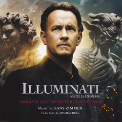 Illuminati Soundtrack (Hans Zimmer) - CD cover