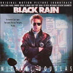 Black Rain Soundtrack (Hans Zimmer) - CD cover
