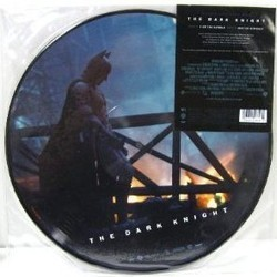 The Dark Knight Soundtrack  (Hans Zimmer) - CD cover