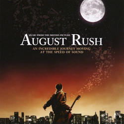 August Rush Soundtrack (Mark Mancina) - CD cover