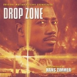 Drop Zone Soundtrack (Hans Zimmer) - CD cover