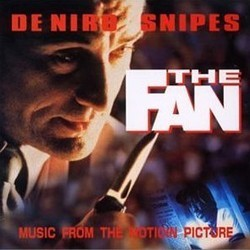 The Fan Soundtrack (Various Artists, Hans Zimmer) - CD cover
