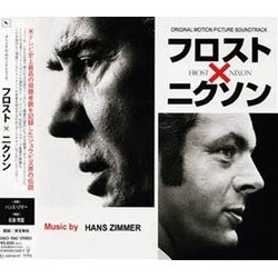 Frost/Nixon Soundtrack (Hans Zimmer) - CD cover