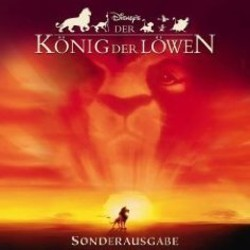 Der König der Löwen 聲帶 (Various Artists, Hans Zimmer) - CD封面