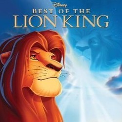 Best of The Lion King サウンドトラック (Various Artists) - CDカバー