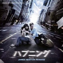 The Happening Ścieżka dźwiękowa (James Newton Howard) - Okładka CD