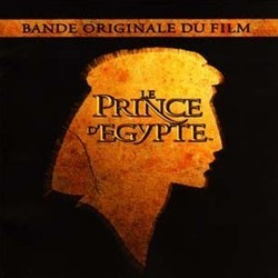 Le Prince d'Egypte 聲帶 (Various Artists, Hans Zimmer) - CD封面